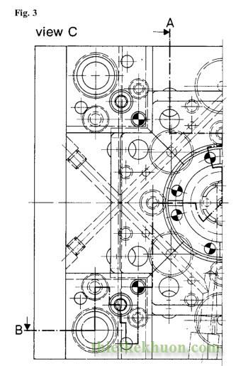Hình 3: mặt cắt C